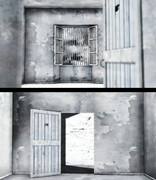 白い小部屋