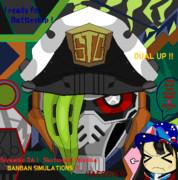 仮面ライダースナイプ シミュレーションゲーマーレベル50