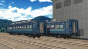 【モデル配付】スロ62(スロフ62)型客車【MMD鉄道】