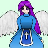 封魔録4面の天使ちゃん
