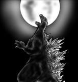 月下の咆哮
