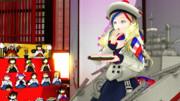 【MMD艦これ】ひな祭りグラのコマちゃん!