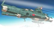 【ヤマトMMD】ドレッドノート級宇宙戦艦