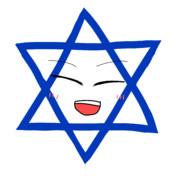 六芒星と化したSZ姉貴.zionist