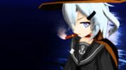 【MMD艦これ】若かりし頃に戻ったアバター【響日】