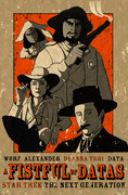 A Fistful of Datas
