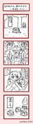 花騎士4コマ