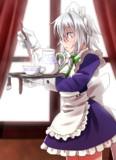紅茶と咲夜さん