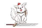 妖怪の山の番犬さん
