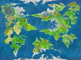 空想の地図