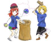 毎ユキR 64 「男は黙って」「紺珠伝レガシーモード!」