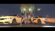 ARIA姉妹&イメージ車種