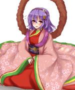 ひな祭り 神奈子様