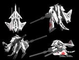 【オリメカ】Vector Diver rev.1.70【しっぽ】