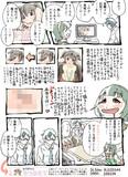 某事務員(??歳)がみりあちゃんのAVをレビューする漫画