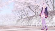 花びらの思い出 【結月ゆかり】 (02)