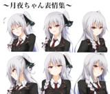 ウチの子表情集
