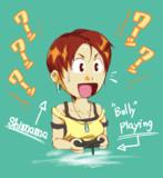 ゲーム実況者『シママ』さんを描いてみた。②