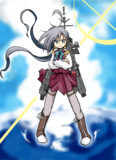 その名は大戦艦清霜
