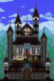 【Terraria】お城【建築】