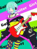 【オリジナル】ギター娘【テスト投稿】