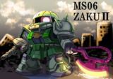 ZAKUⅡ