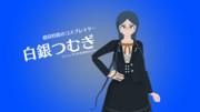 【ダンガンロンパMMD】 マンハッタンP式白銀つむぎ 【モデル配布】