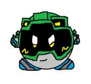 コピー能力「仮面ライダークラフト サンドボックスゲーマー」