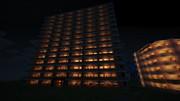 【minecraft】14階建てマンション