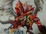 ボルメテウス武者ドラゴン