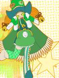 【版権】楽しみの密偵・ラッキューロ【微擬人化】