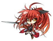 剣士娘(ティアリス=ディーン)SD