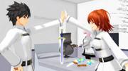 【Fate/MMD】アーサー王が来た!【アーサー王〔プロト〕祈願マラソン】