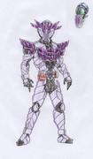 オリジナル/仮面ライダーフィーア/ドラゴンフライハリアップ