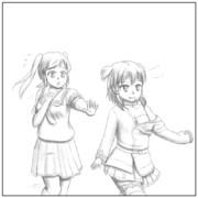 練習:駆逐艦村雨