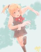 舞風、走る!