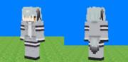 [Minecraft] ハシビロコウ [スキン]