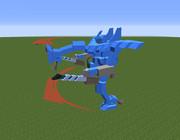 【minecraft】JointBlockオリメカ・二機目3/3【可変機】