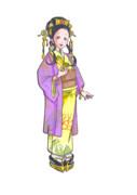 金咲小春(オリジナル衣装)