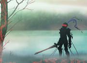 湖の狂騎士
