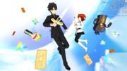 【Fate/MMD】空からこんにちは!?【アーサー王〔プロト〕祈願マラソン延長戦】