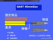 【Phun】ガスト40mm途中経過02