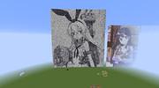 【Minecraft】マインクラフトで島風