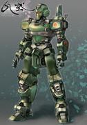 八式格闘機「銑鉄」