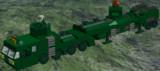LDDで牽引式レーザー砲作ってみた。