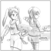 練習:軽巡洋艦五十鈴