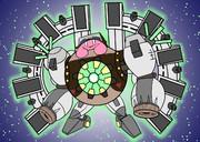 試作型のロボボアーマーですオービィ君