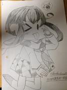 美術1が描く艦娘 手描きVer4