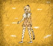【壁画】ジャガー