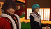 【MMD 刀剣乱舞】「疲れた!」